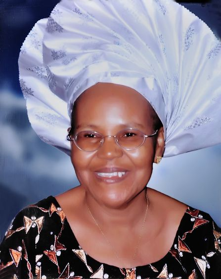 Mrs Rachael Ma'u Mannok