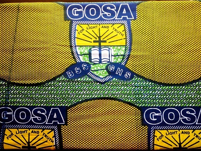 Official GOSA Uniform (BSS and GHS)